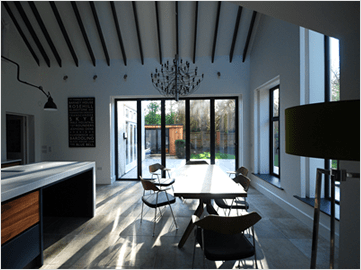 Dove Architecture Cheshire Interior Design