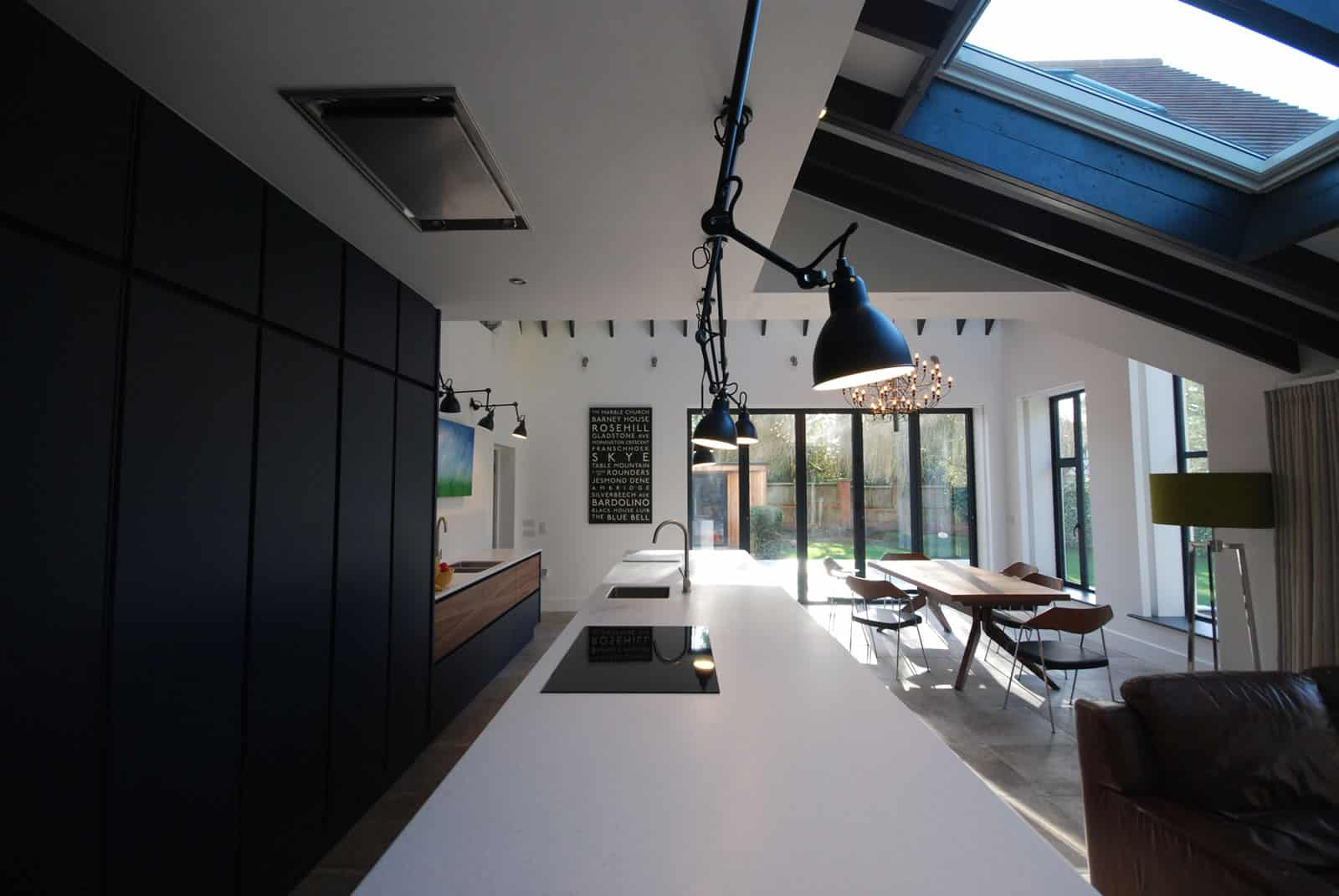 modern kitchen cheshire